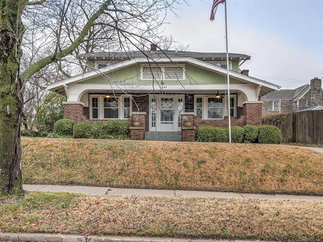 1544 E 19th Street, Tulsa, OK 74120 (MLS #2101684) :: Hopper Group at RE/MAX Results