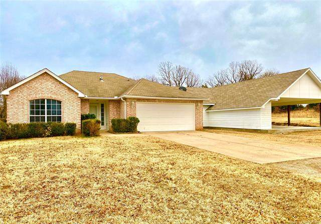 4383 W Circle Drive, Cleveland, OK 74020 (MLS #2101694) :: Hopper Group at RE/MAX Results