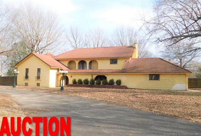 2420 E Coburn Circle, Muskogee, OK 74401 (MLS #2101707) :: Hopper Group at RE/MAX Results