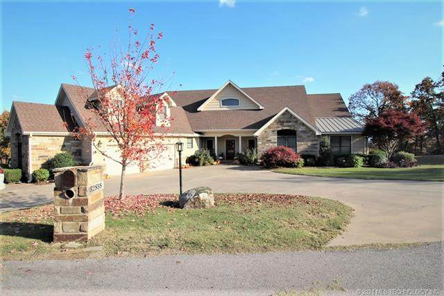 32838 Appleridge Road, Poteau, OK 74953 (MLS #2101711) :: RE/MAX T-town