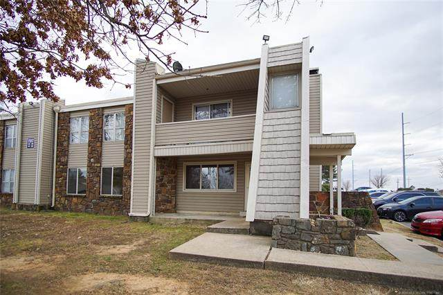 7317 S Yale Avenue #101, Tulsa, OK 74136 (MLS #2101712) :: RE/MAX T-town