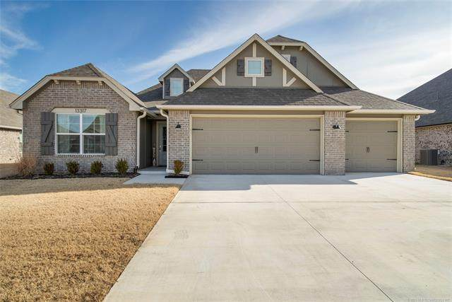13317 S 19th Place, Bixby, OK 74008 (MLS #2101740) :: Hopper Group at RE/MAX Results