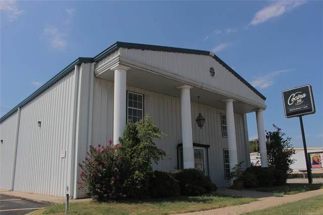200 S Mill Street, Pryor, OK 74361 (MLS #2101748) :: RE/MAX T-town
