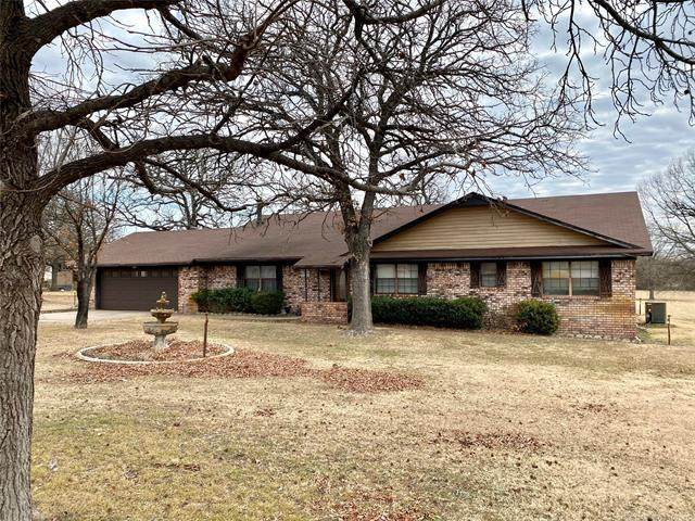 4738 Red Cedar Road, Ardmore, OK 73401 (MLS #2101767) :: Hopper Group at RE/MAX Results