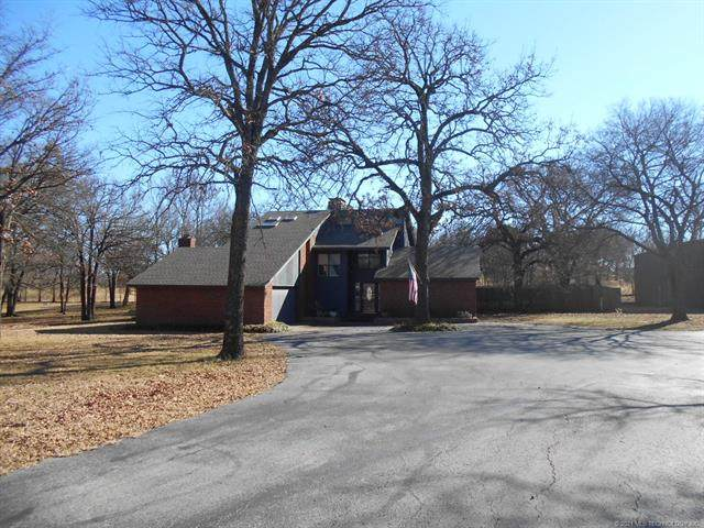 263 Caddo Creek, Ardmore, OK 73401 (MLS #2101778) :: Hopper Group at RE/MAX Results