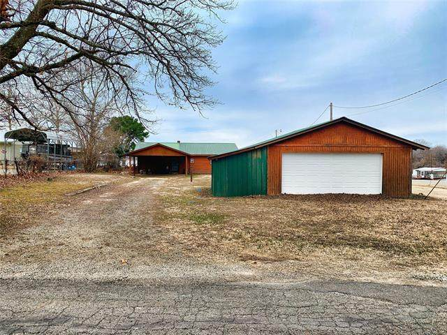 420763 1161 Circle, Eufaula, OK 74432 (MLS #2101783) :: RE/MAX T-town
