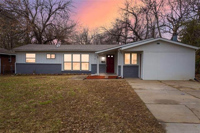3814 S Pittsburg Avenue, Tulsa, OK 74135 (MLS #2101798) :: 580 Realty