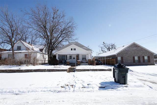 19 S Birch Street, Sapulpa, OK 74066 (MLS #2101799) :: 918HomeTeam - KW Realty Preferred
