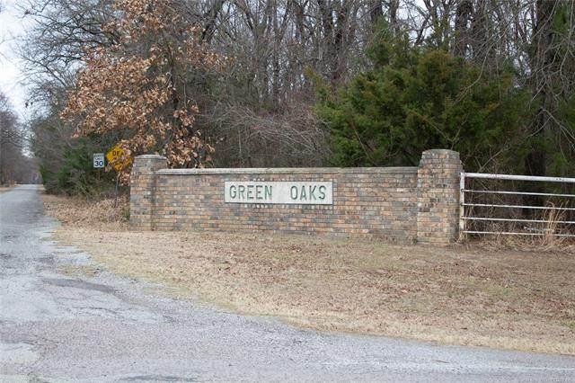 000 Post Oak Lane, Cartwright, OK 74731 (MLS #2101807) :: House Properties
