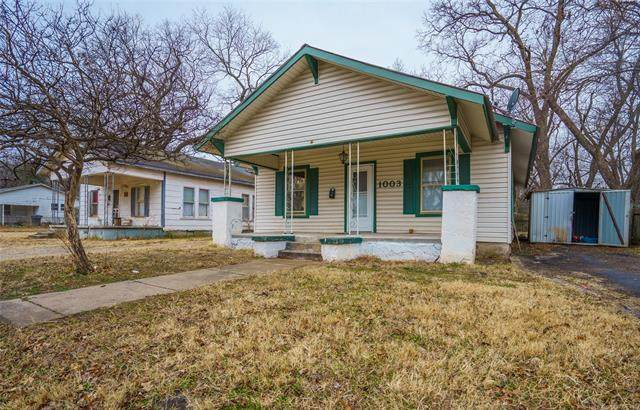 1003 A Street NW, Ardmore, OK 73401 (MLS #2101828) :: 580 Realty