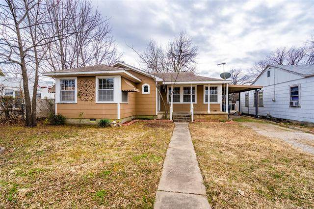 1708 1st Street SW, Ardmore, OK 73401 (MLS #2101834) :: Hopper Group at RE/MAX Results