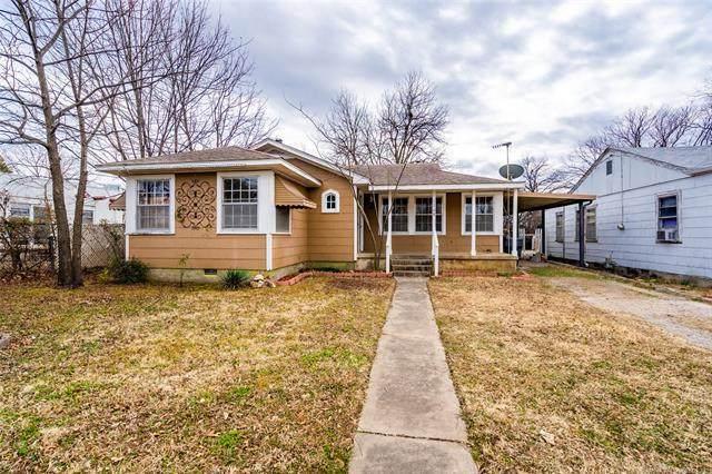 1708 1st Street SW, Ardmore, OK 73401 (MLS #2101834) :: 580 Realty