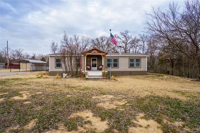 120 Willow Street, Lone Grove, OK 73443 (MLS #2101840) :: 918HomeTeam - KW Realty Preferred