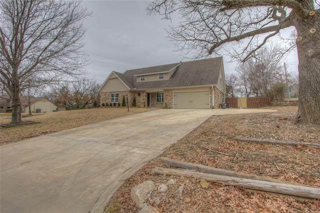 200 Oak Ridge Drive, Sand Springs, OK 74063 (MLS #2101842) :: RE/MAX T-town