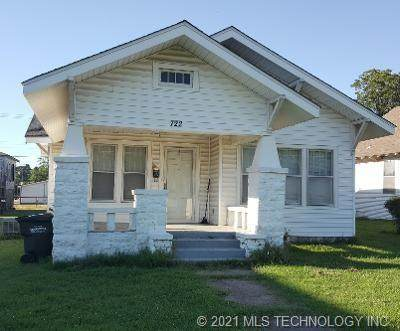 722 W Broadway Street, Henryetta, OK 74437 (MLS #2101843) :: RE/MAX T-town