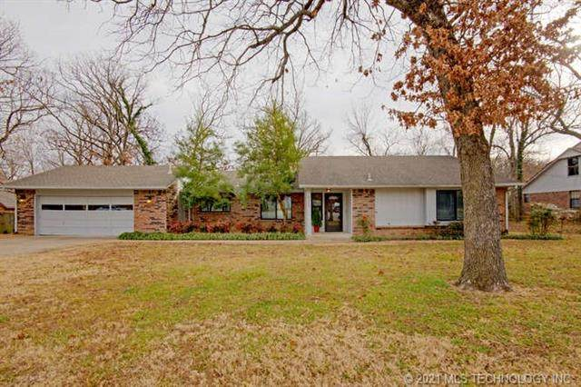 4315 Rustic Road, Sand Springs, OK 74063 (#2101844) :: Homes By Lainie Real Estate Group