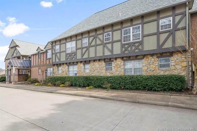 4517 S Peoria Avenue #7, Tulsa, OK 74105 (#2101847) :: Homes By Lainie Real Estate Group
