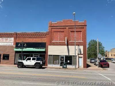 222 N Main Street, Bristow, OK 74010 (MLS #2101884) :: Owasso Homes and Lifestyle