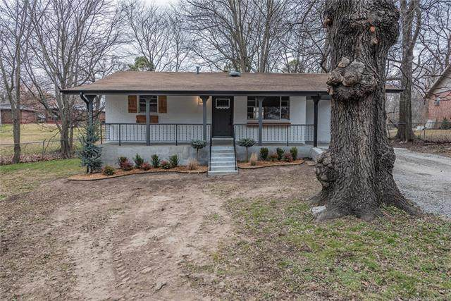 33771 E 743 Way, Wagoner, OK 74467 (MLS #2101897) :: Active Real Estate