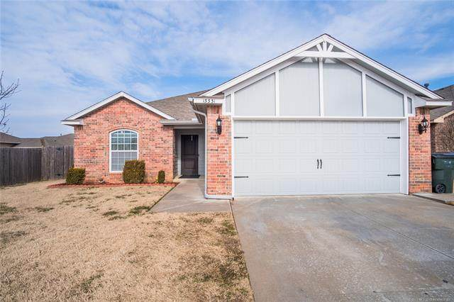 13331 E 133rd Street N, Collinsville, OK 74021 (MLS #2101910) :: Hopper Group at RE/MAX Results