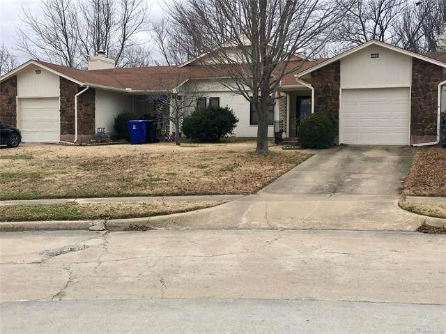 1602 N Hickory Avenue, Broken Arrow, OK 74012 (MLS #2101943) :: Active Real Estate