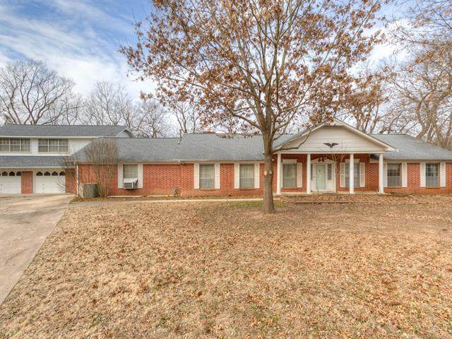 25303 E 67th Street S, Broken Arrow, OK 74014 (MLS #2101945) :: Hopper Group at RE/MAX Results