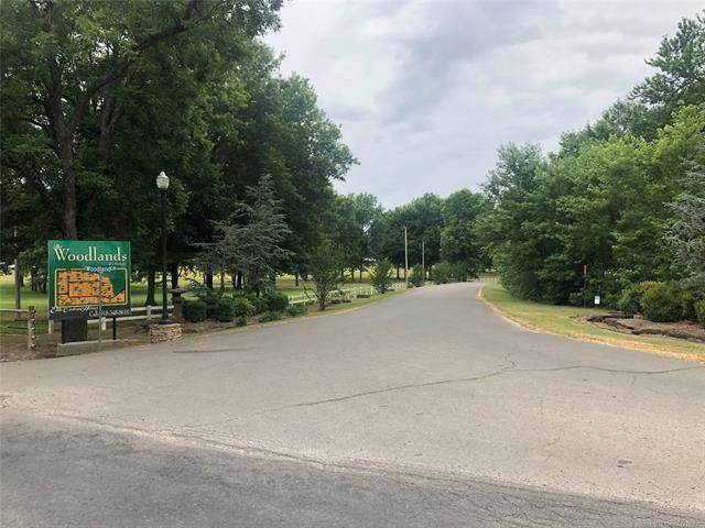 E Woodland Circle, Muskogee, OK 74403 (MLS #2101995) :: 918HomeTeam - KW Realty Preferred