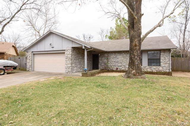 1510 E 67th Court, Tulsa, OK 74136 (MLS #2102002) :: RE/MAX T-town