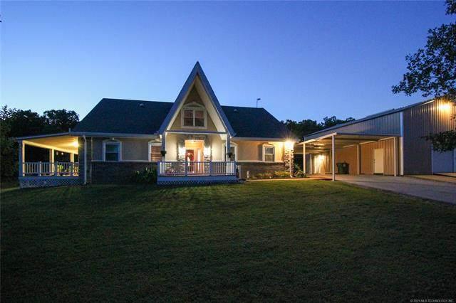 436 Wood Lake Drive, Sand Springs, OK 74063 (MLS #2102012) :: RE/MAX T-town