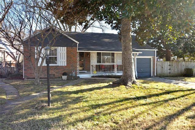 2818 E 21st Place, Tulsa, OK 74114 (MLS #2102041) :: 580 Realty