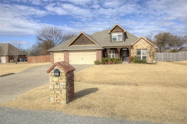 8553 E Amber Court, Claremore, OK 74019 (MLS #2102058) :: Active Real Estate