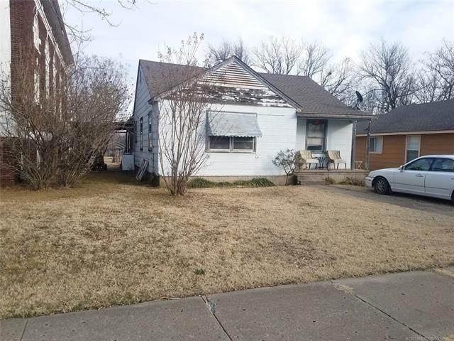 140 N Virginia Avenue, Bartlesville, OK 74003 (MLS #2102084) :: 580 Realty