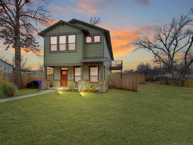 520 N 1st Street, Broken Arrow, OK 74012 (MLS #2102101) :: Active Real Estate
