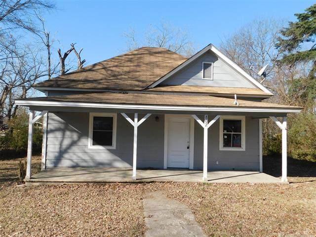 802 S College Avenue, Tahlequah, OK 74464 (MLS #2102106) :: House Properties
