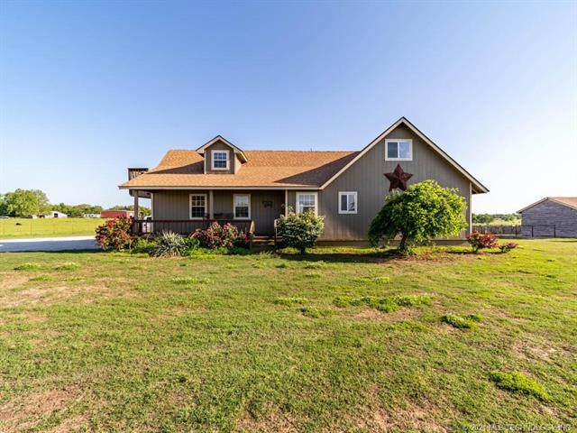 439425 E 310 Road, Vinita, OK 74301 (MLS #2102115) :: House Properties