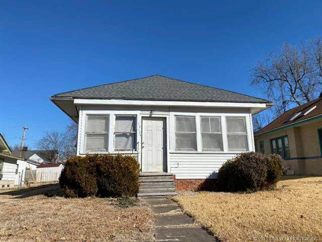 1412 Baltimore Avenue, Muskogee, OK 74403 (MLS #2102117) :: RE/MAX T-town