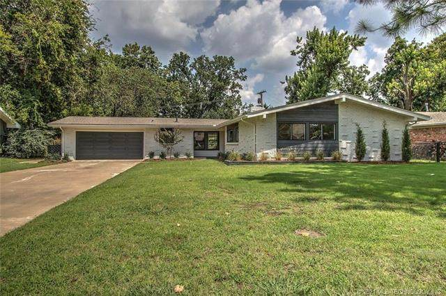3431 E 57th Street, Tulsa, OK 74135 (MLS #2102130) :: House Properties