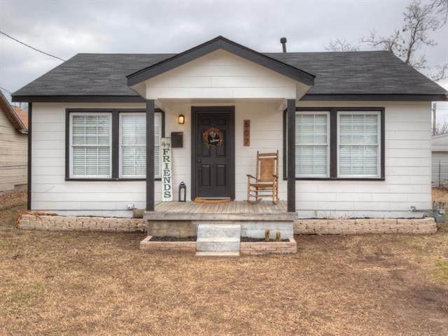607 N Franklin Avenue, Sand Springs, OK 74063 (MLS #2102133) :: 918HomeTeam - KW Realty Preferred