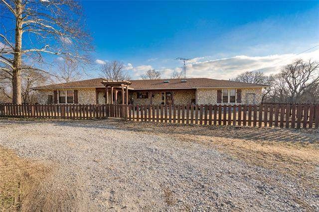 1531 Forest Lane Road, Ardmore, OK 73401 (MLS #2102136) :: Hopper Group at RE/MAX Results