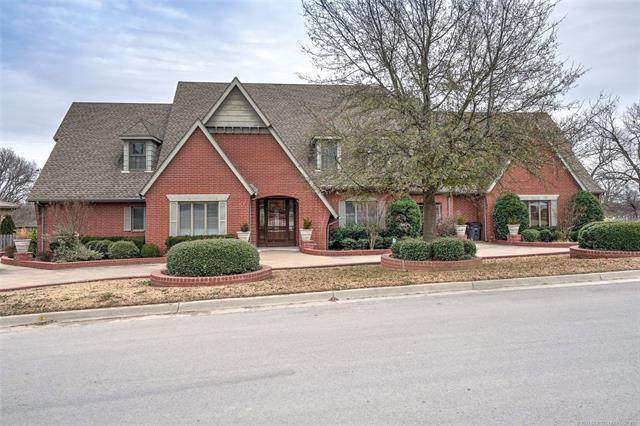 8631 S Oxford Avenue, Tulsa, OK 74137 (MLS #2102149) :: 580 Realty