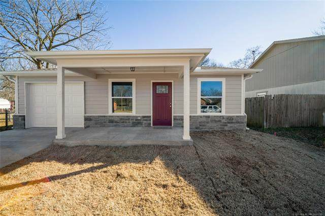 524 S Maryland Avenue, Claremore, OK 74017 (MLS #2102161) :: RE/MAX T-town