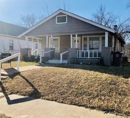 124 N Yorktown Avenue, Tulsa, OK 74110 (MLS #2102167) :: RE/MAX T-town