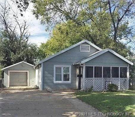 428 S Quebec Avenue, Tulsa, OK 74112 (MLS #2102182) :: Hopper Group at RE/MAX Results