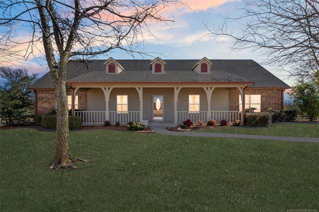 7205 S 81st West Place, Tulsa, OK 74131 (MLS #2102199) :: Hopper Group at RE/MAX Results