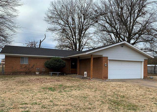 13008 S 121st East Avenue, Broken Arrow, OK 74011 (MLS #2102217) :: RE/MAX T-town