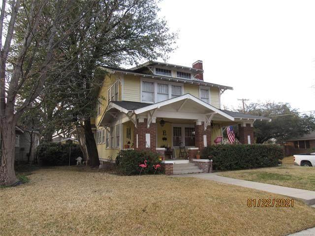 401 K SW, Ardmore, OK 73401 (MLS #2102237) :: Active Real Estate