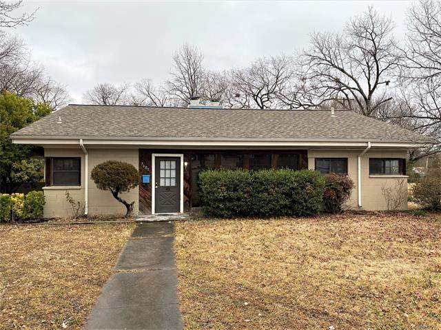 7605 E 13th Street, Tulsa, OK 74112 (MLS #2102239) :: Active Real Estate