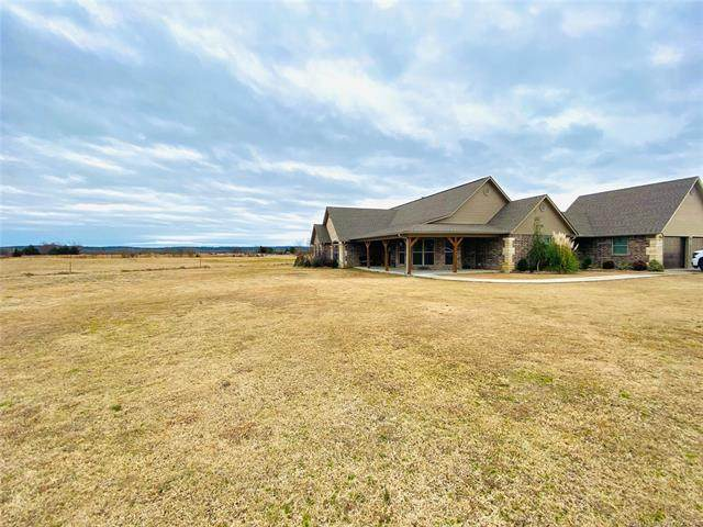 10374 SW Hwy 270, Wilburton, OK 74578 (MLS #2102252) :: Hopper Group at RE/MAX Results