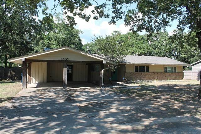 1605 E Seminole Avenue, Mcalester, OK 74501 (MLS #2102289) :: Active Real Estate