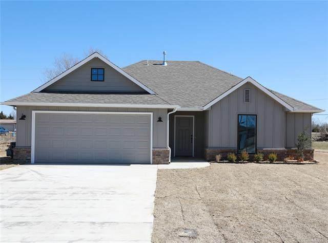 11617 N 191st East Avenue, Owasso, OK 74055 (MLS #2102304) :: Active Real Estate